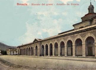 Piazza Arnaldo, Mercato del grano