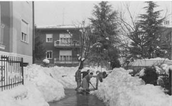 Costalunga e la nevicata del 1985