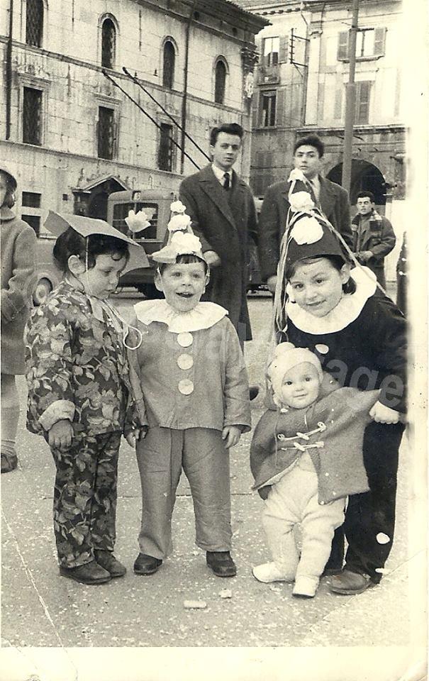 Carnevale in Piazza Loggia