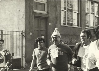 La XX miglia - Via Crocifissa di Rosa 1972