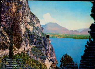 La gardesana - Cartolina che canta - anni 50