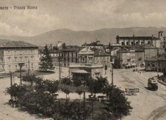 Piazza Roma (ora piazza della Repubblica)