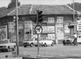 Propaganda elettorale - Brescia primi anni 80