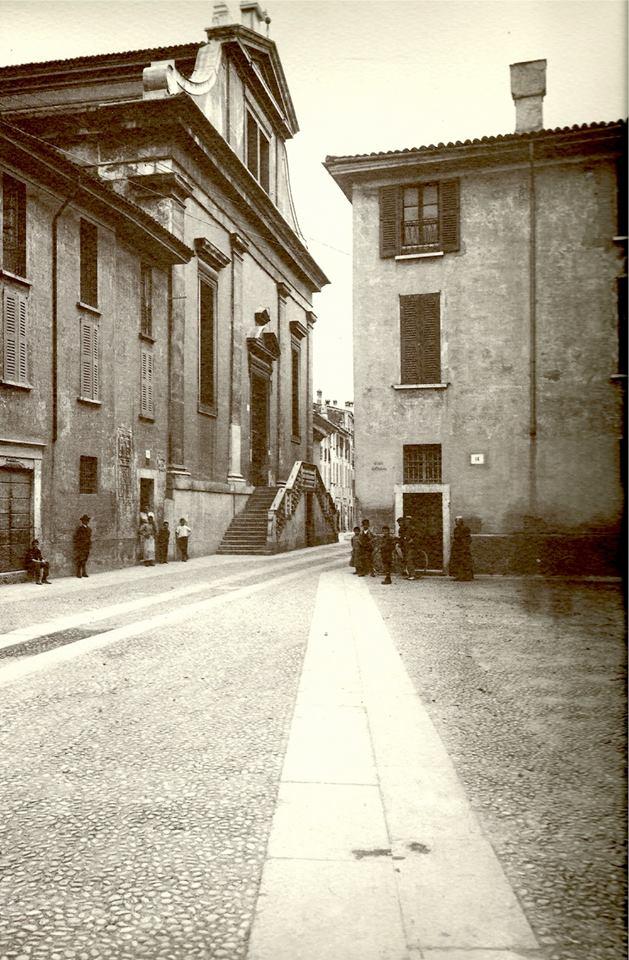 Via Francesco Crispi - Brescia 1910