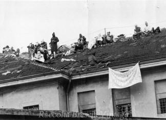 Sommossa a Canton Mombello - Brescia 1972
