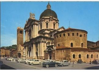 Piazza Duomo - Brescia 1960
