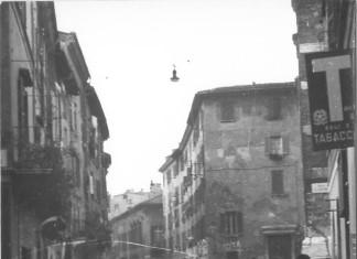 Dovrebbero essere gli anni 60, precisamente il 1963. Archivio di famiglia di Francesco Scandella.
