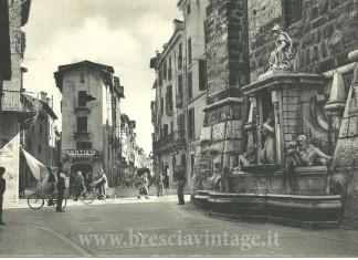 La fontana della Pallata - Brescia