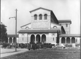 Chiesa della Pavoniana - Brescia 1949