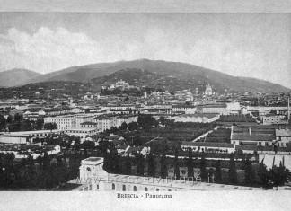 Panorama di Brescia