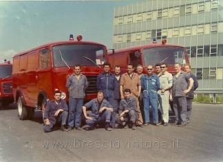 Autopompe vigili del fuoco - anno 1965