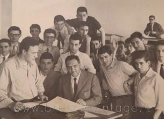 3^A ITIS Castelli - Anno scolastico 1963-64