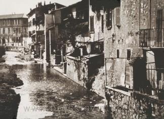 Borgo Trento da via Cipani - Brescia
