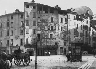 Caffe della Cogome Piazza Loggia Brescia