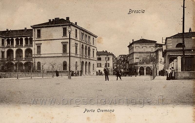 Porta cremona brescia - Porta cartoline ...