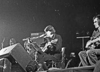 EIB Brescia 28-11-1975 concerto Fabrizio De Andrè
