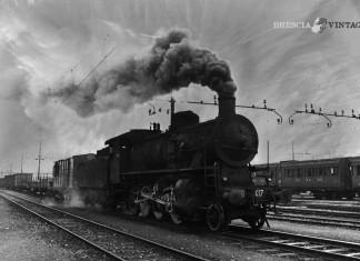 locomotiva a vapore Brescia