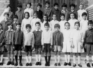 3^B - Scuola Elementare Ugolini - 1971