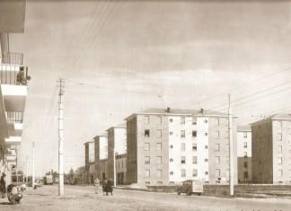 Brescia 1960, Via Lamarmora
