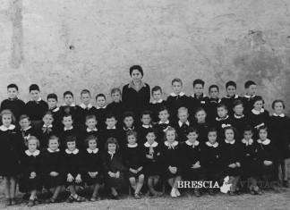 """""""2^ elementare - Scuola San Bartolomeo"""" - 1955"""
