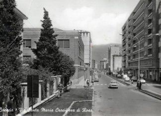 Via crocifissa di rosa Brescia