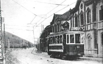 Brescia a Sant'Eufemia con il tram