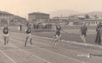 Campionati studenteschi 1966 al Calvesi - dal libro Dal Moretto all'ITIS Castelli