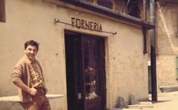 Forneria a Costorio di Concesio - 1970