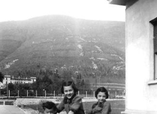 Viale Bornata Brescia 1950