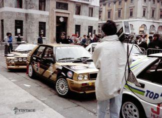 Rally-Mille-Miglia-87 Piazza Vittoria