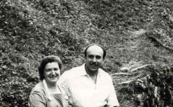 Rinaldo e Jolanda Trainini