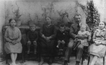 Famiglia Bontempi 1933