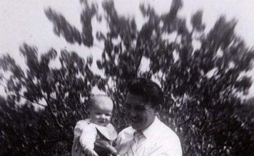 Rigosa Daniela con papà Giuseppe