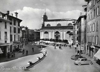 Cinema Corso in via san Faustino