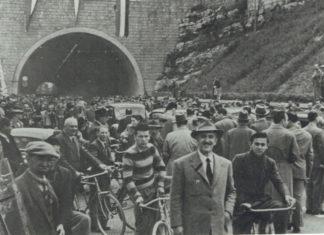 Inaugurazione della Galleria sotto il Castello