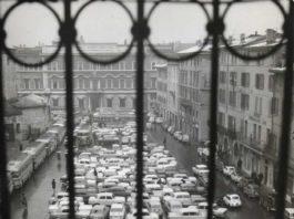 Parcheggio in piazza Duomo