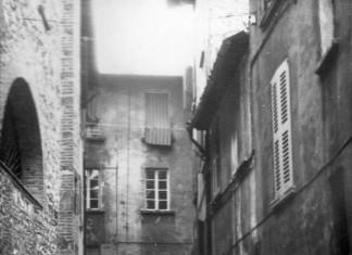 """""""Vicolo San Faustino"""", 1979"""