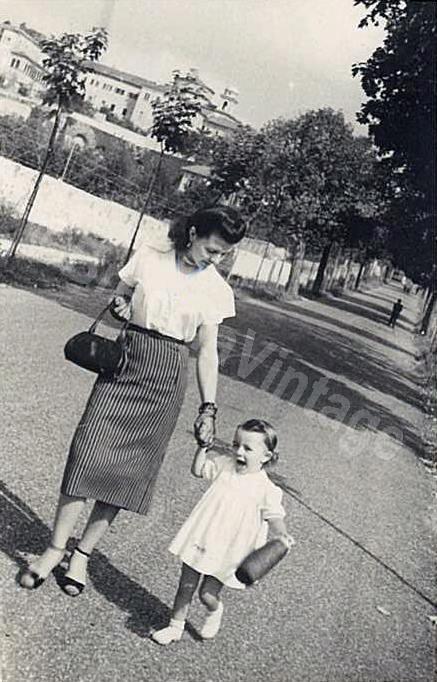 A spasso con mamma