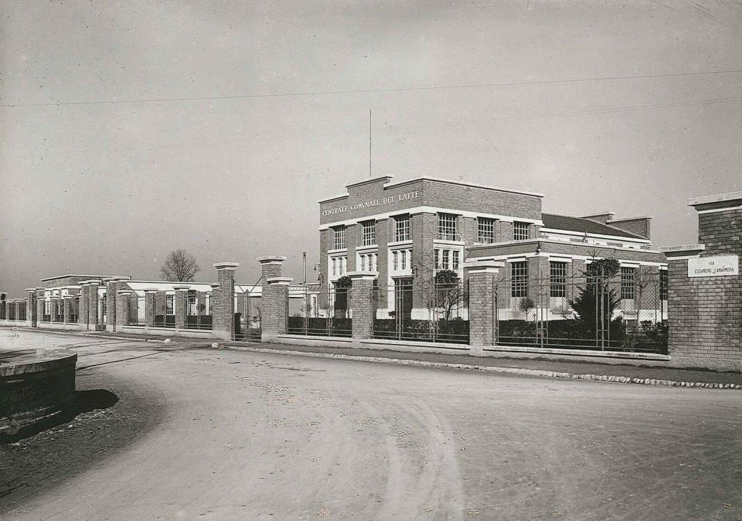 Centrale del latte di Brescia 1930