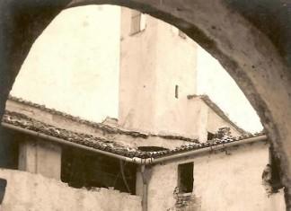 Vista interna del Santuario di San Gottardo