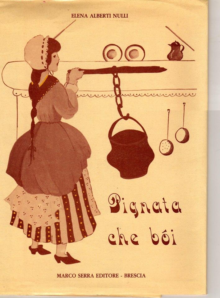 Elena Alberti Nulli è un'autrice bresciana contemporanea
