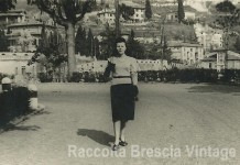 Salita del Castello - Mamma Maria - Aprile 1952
