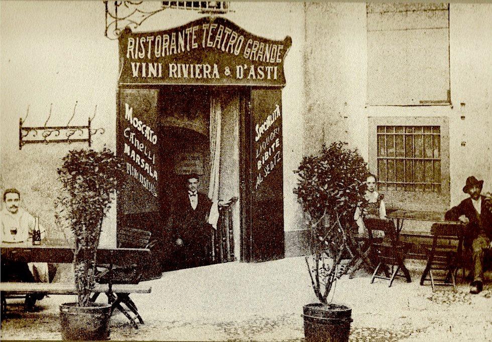 Ristorante Teatro Grande