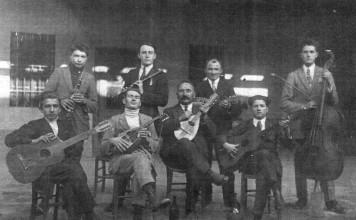 Musica dal vivo nei primi anni 30 - Cologne