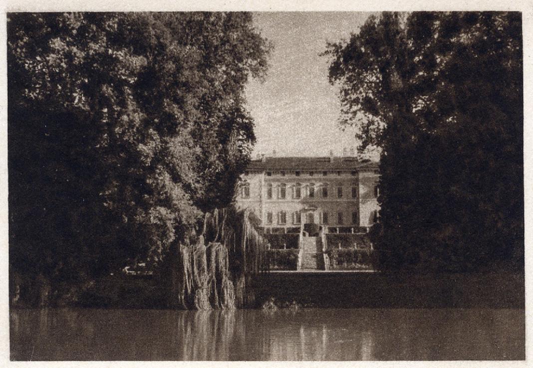 Seniga villa Fenaroli - anno 1952