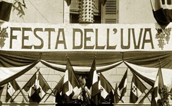 Festa dell'uva - Ghedi 1934