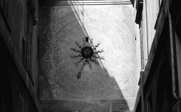 Lo splendore di via Cesare Beccaria - Brescia 1980
