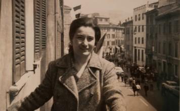 Zia Lina - Corso Martiri della Libertà - 1959