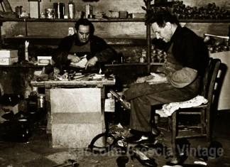 Scarpulì in via Repubblica - Ghedi 1960