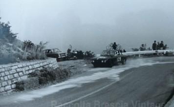 Corsa automobilistica Brescia/Maddalena del 9.9.1969